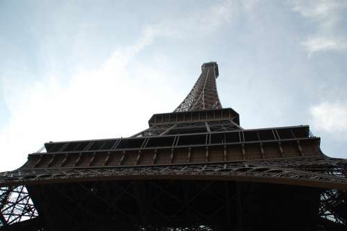 Eiffel Tower Paris Heritage Architecture