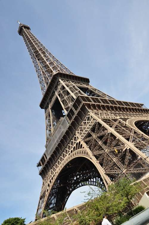 Eiffel Tower Paris Tower France