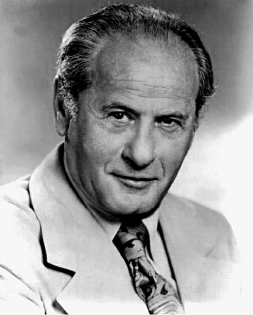 Eli Wallach Actor Film Television Stage Hollywood