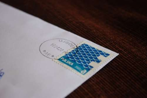 Email Letter Postal Codes Stamp The Envelope