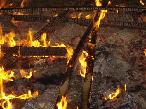 Embers Wood Bonfire Burn Failures