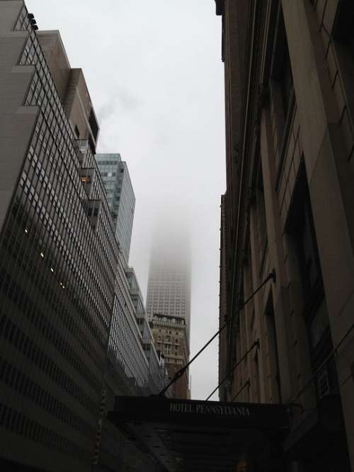 Empire State Building Manhattan New York Nyc