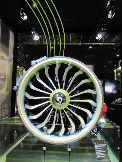 Engine Technology Aircraft Flying Turbine Drive