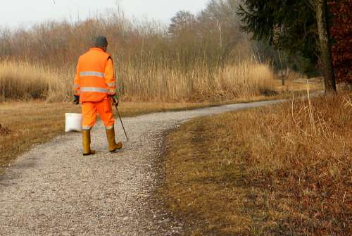 Environment Environmental Protection Work Cleaning