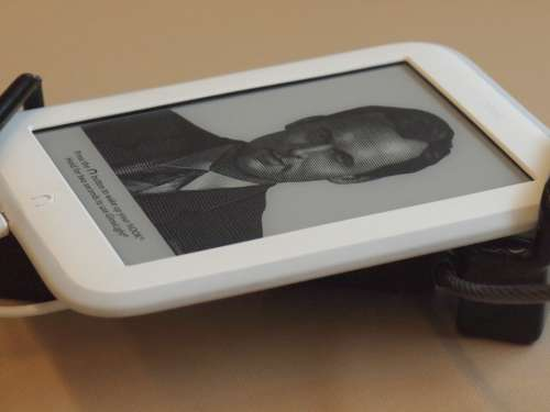 Ereader Portable Device Ebook Reader Ebook