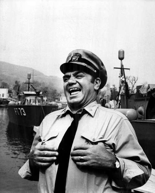 Ernest Borgnine Actor Movies Television Tv Retro