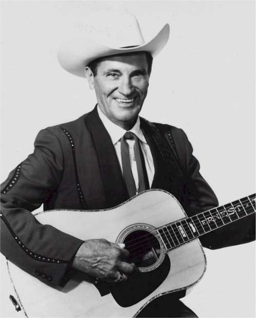 Ernest Tubb Country Music Singer Songwriter