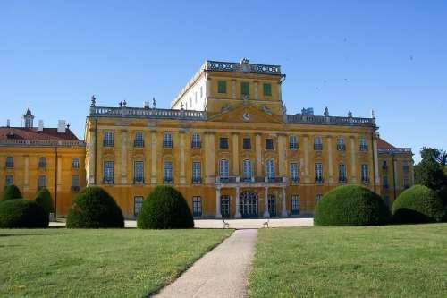 Esterházy Palace Esterhazy Castle Fertőd Castle