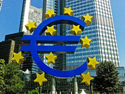 Euro Currency Finance Europe Corporate Finance Ecb