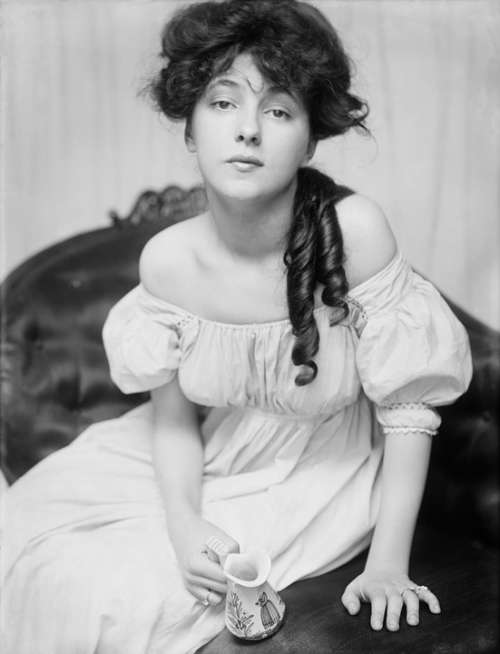 Evelyn Nesbit Actress Vintage Movies