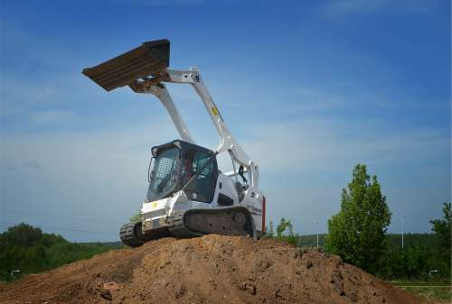 Excavator Equipment Construction Building Business