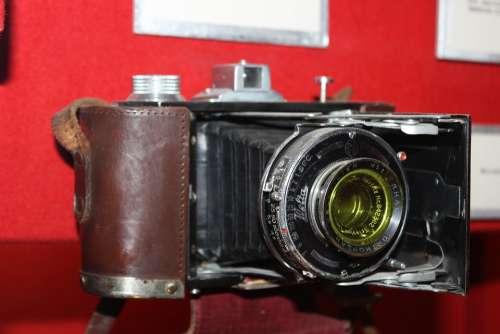 Exhibit Old Camera Rarity
