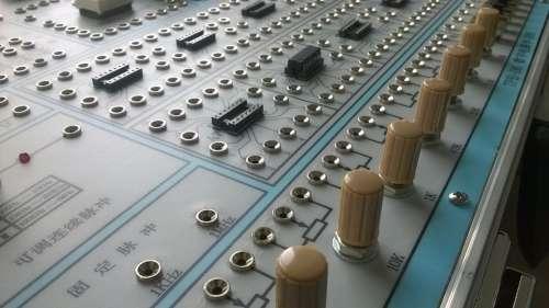Experiment Box Electronic Equipment