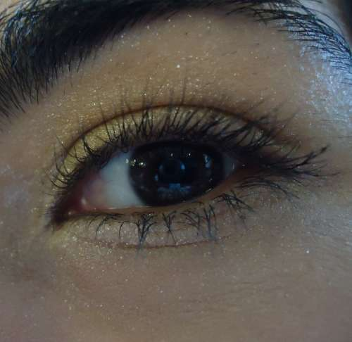 Eye Look To Watch See View Camera Lens Pupil