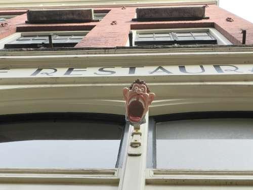 Facade Restaurant Amsterdam