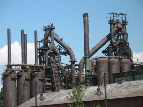 Factory Allentown Steel Pipe Manufacture
