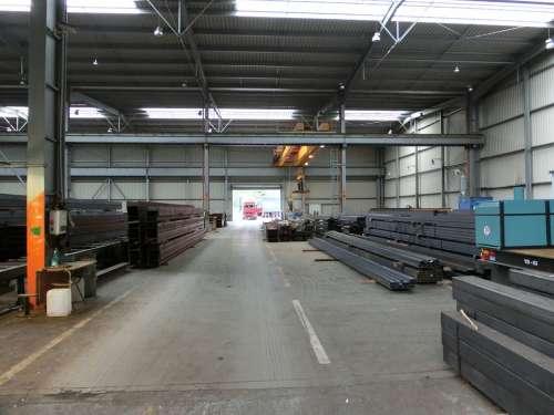 Factory Building Warehouse Industry Steel Industry