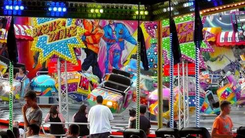 Fair Rides Folk Festival Celebrate Festival Light