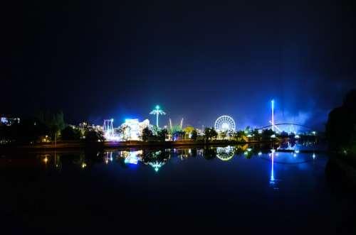 Fair Folk Festival Rides Year Market Ferris Wheel