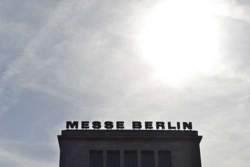 Fair Berlin Shield House Sky