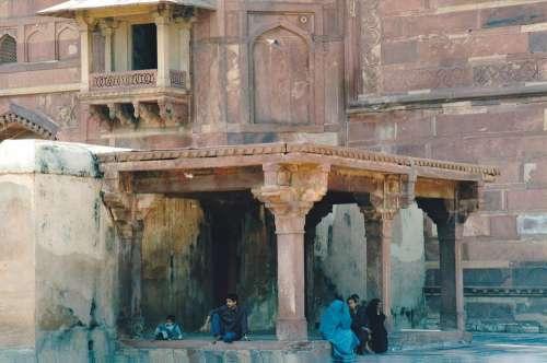 Fatehpur Sikri Historical Architecture Unesco