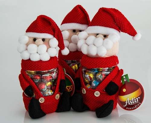 Father Christmas Santa Claus Xmas Red Season Merry