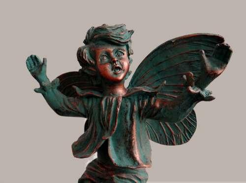 Fee Elf Figure Mythical Creatures Fairy Tales