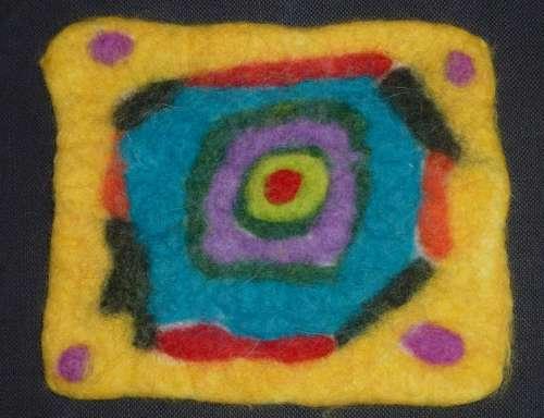 Felt Felt Work Child Labour Wool Carding