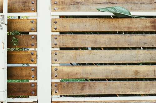 Fence Wooden Wall Planks Timber Texture Panels