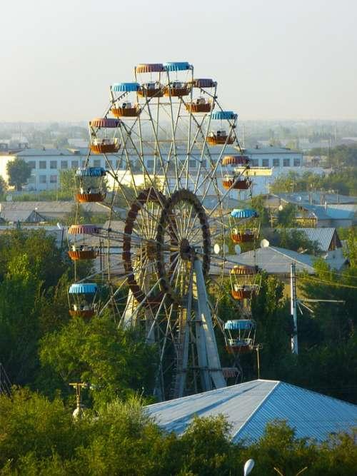 Ferris Wheel Ride Carousel Entertainment