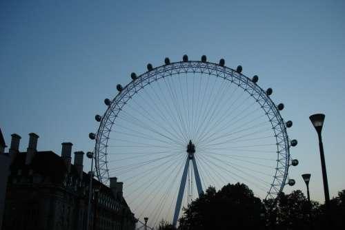Ferris Wheel London London Eye