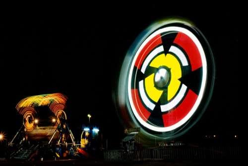 Ferris Wheel Park Fun