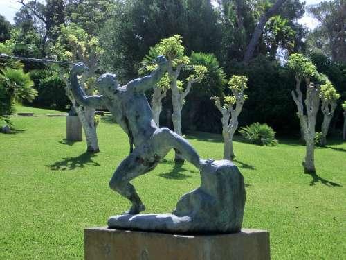Figure Nature Art Statue Park
