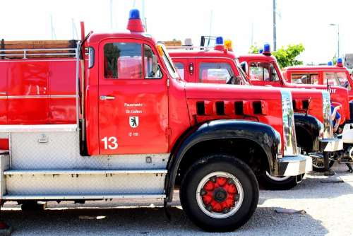 Fire Vehicles Exhibition