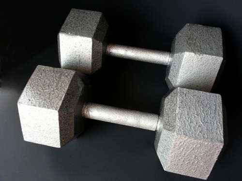 Fitness Bodybuilding Health Gym Weight Dumbbell