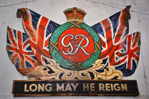 Flag United Kingdom Country British Sign Patriotic