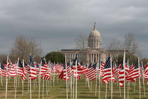 Flags For Children Abuse Oklahoma City Oklahoma