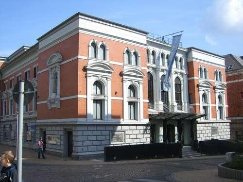 Flensburg Theater Landestheater Downtown