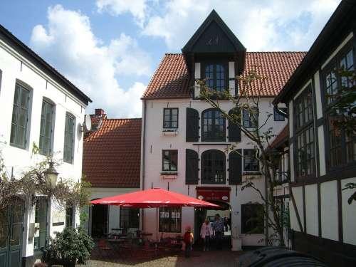 Flensburg Downtown Brasseriehof Handelshof