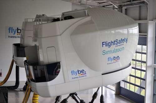Flight Simulator Simulator Flight Flying Technology