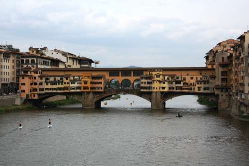 Florence Italy River