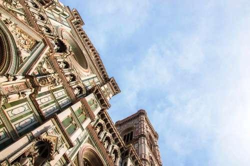 Florence Duomo Art Monument Tuscany Italy