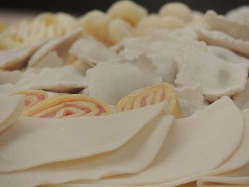 Flour Pasta Food Sorrentinos Homemade Mass