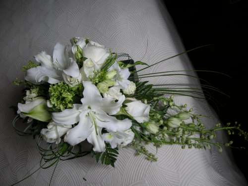Flowers Wedding White
