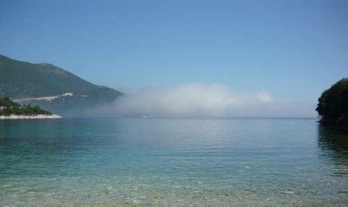 Fog Received His Bachelor Of Itaka Greece Sea Part