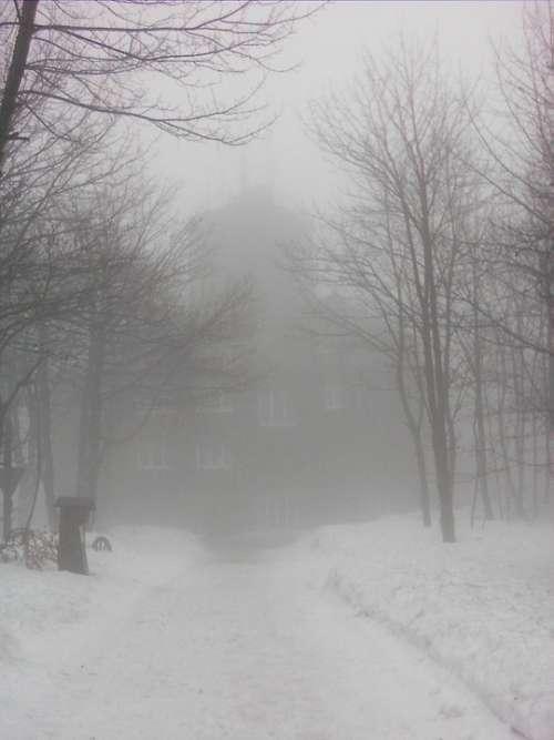 Fog Mysterious Kahler Asten Hochsauerland