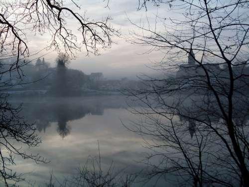 Fog Regnier Elms Eifel Vulkaneifel