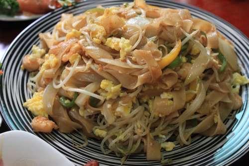 Food Fried Noodles Noodle