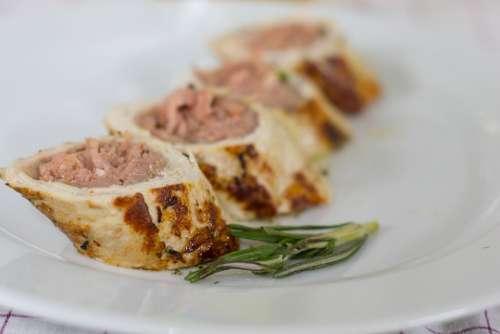 Food Chicken Roll
