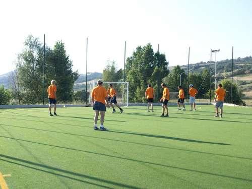 Football Team Netherlands